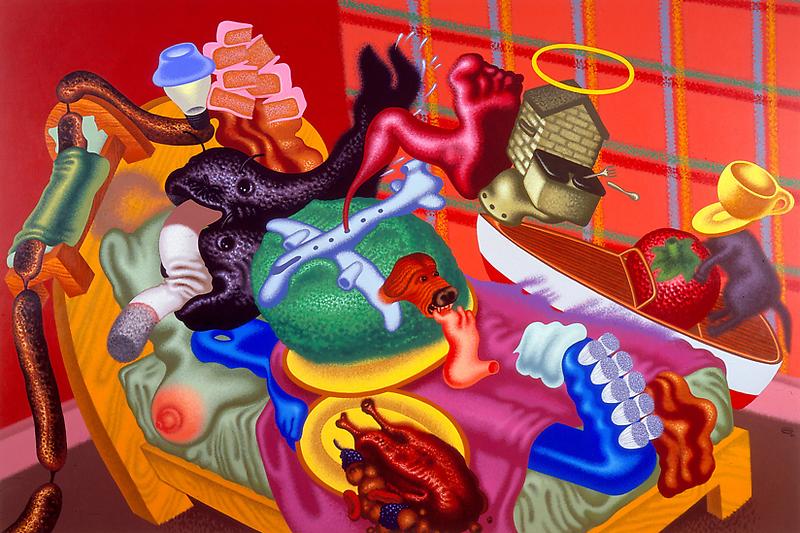 Art News: 'Pretty On the Inside' Exhibit at Paul Kasmin Gallery | Art Nectar