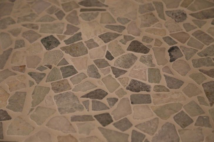 Best Floor Tile Patterns Ideas: Cool Shower Floor Tile Closer View ...