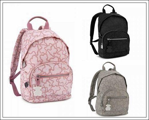 Mochila para niños Tous   Un precioso modelo perteneciente a la categoría  de bolsos y accesorios Kids   Baby fabricada en vinilo hidrófugo… 7f6e7654aa4