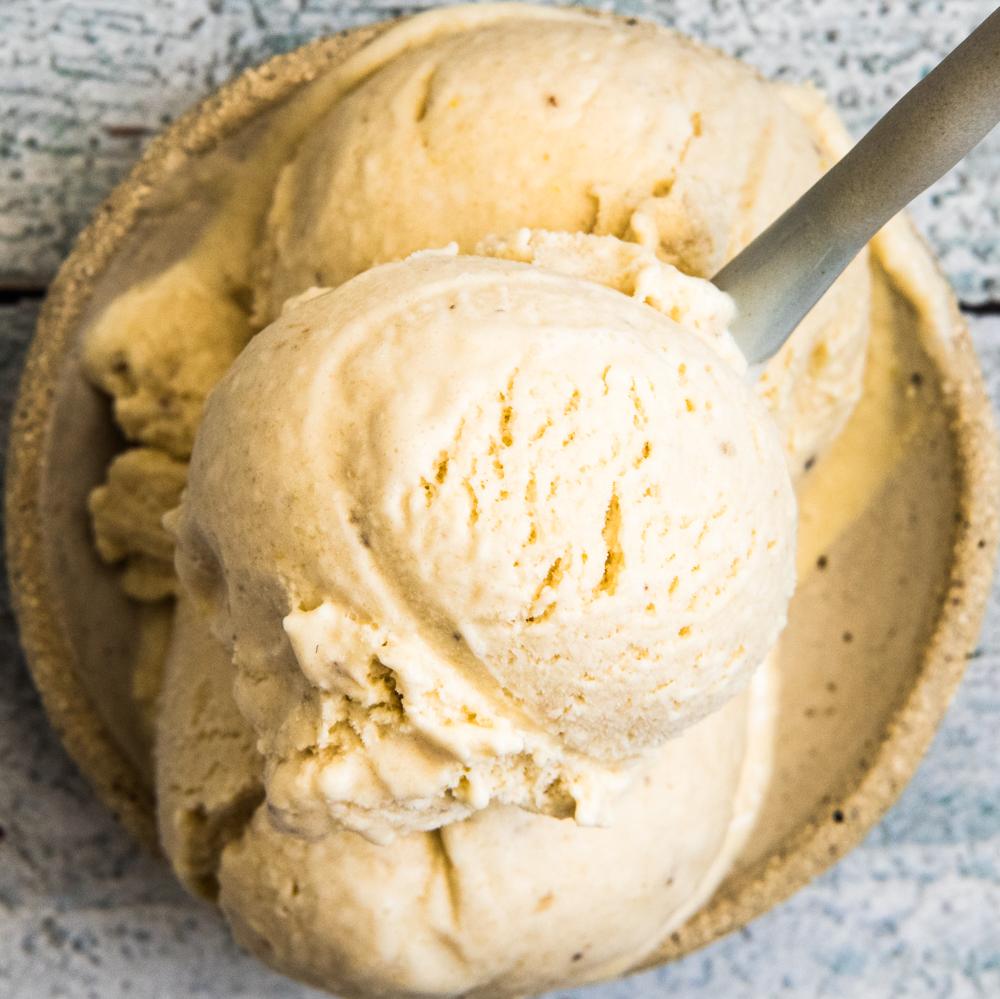 Lemon Cheesecake Ice Cream With Thermomix Instructions In 2020 Easy Lemon Cheesecake Cheesecake Ice Cream Cheesecake Ice Cream Recipe