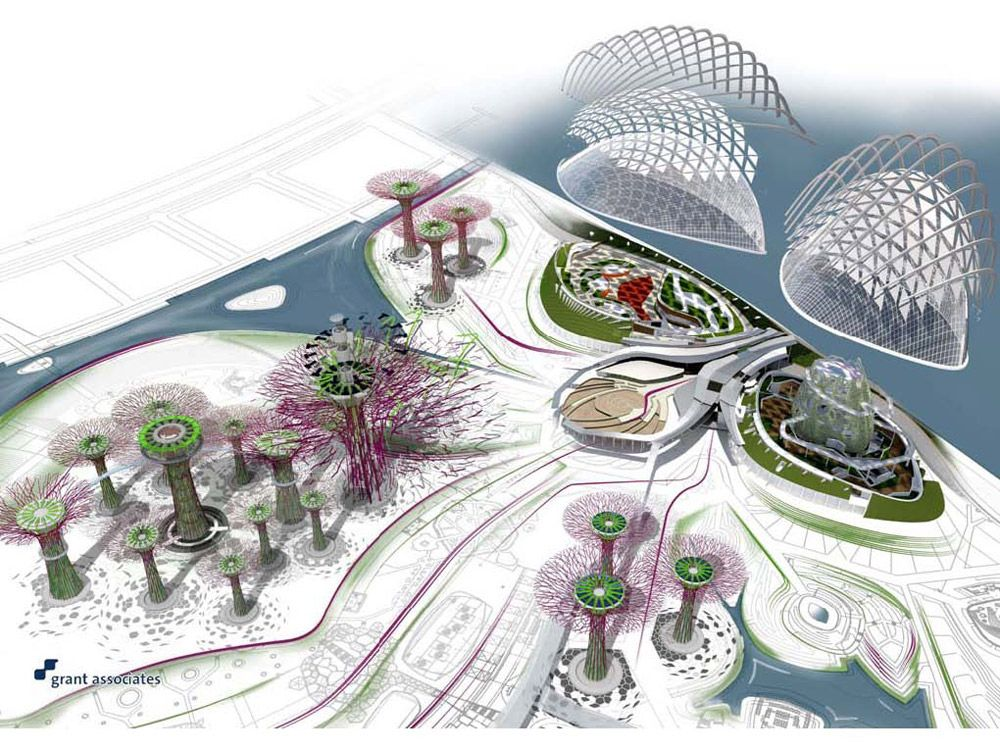 Gardens By The Bay By Grant Associates 24