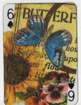Artist trading cards.