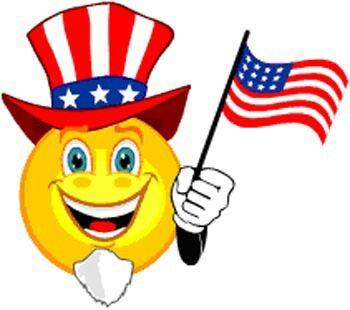 Image result for emoji 4th of july