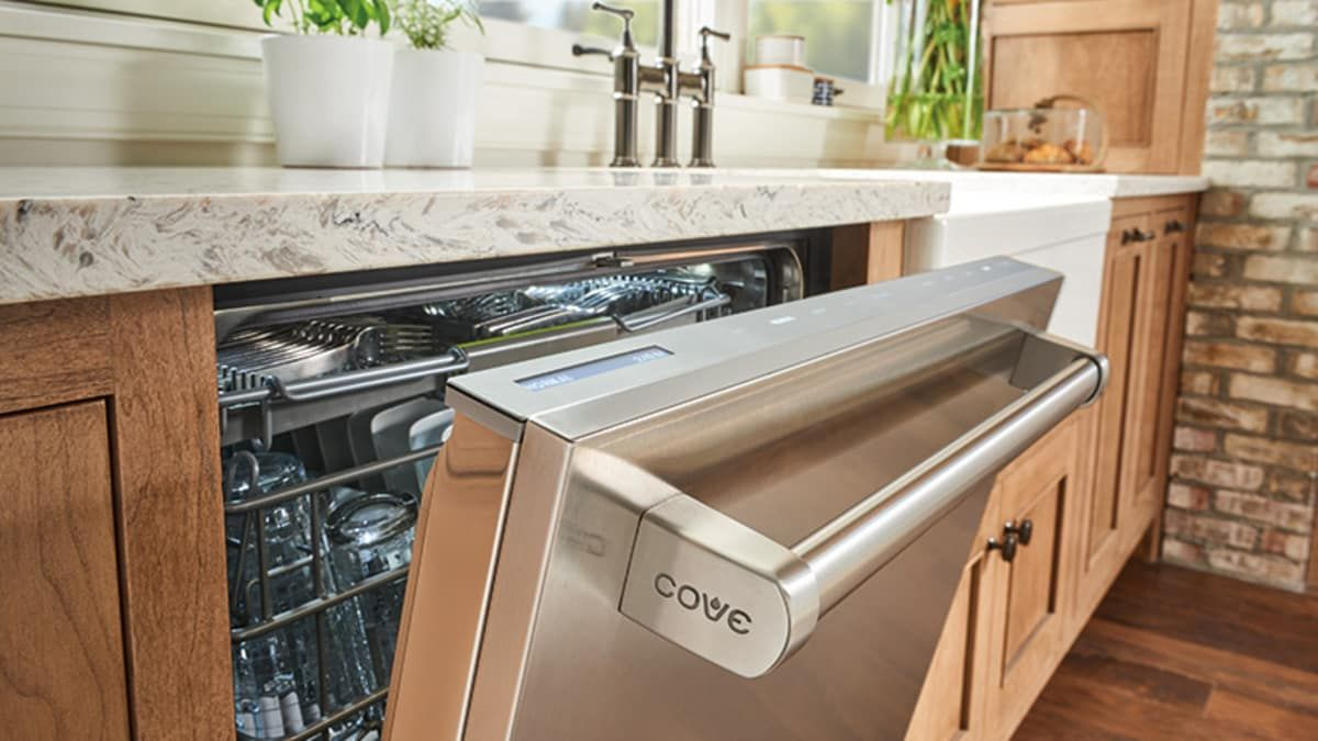 The Cove Dishwasher Is A Designer Kitchen Dream But Is It Worth