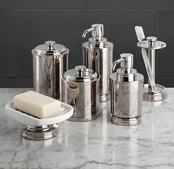 Asbury Bath Accessories Bathroom accessories, Bath