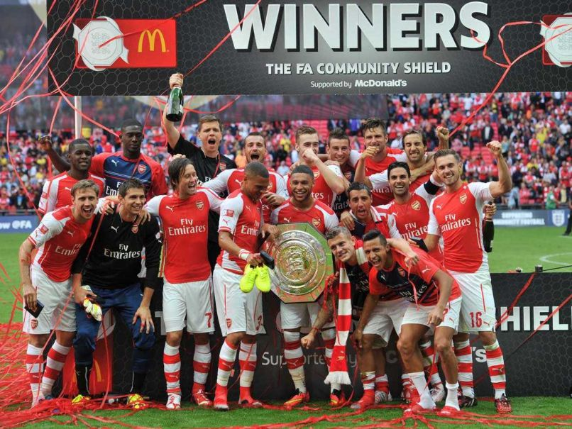 After Trophy Drought Ends, Arsenal Need EPL Title