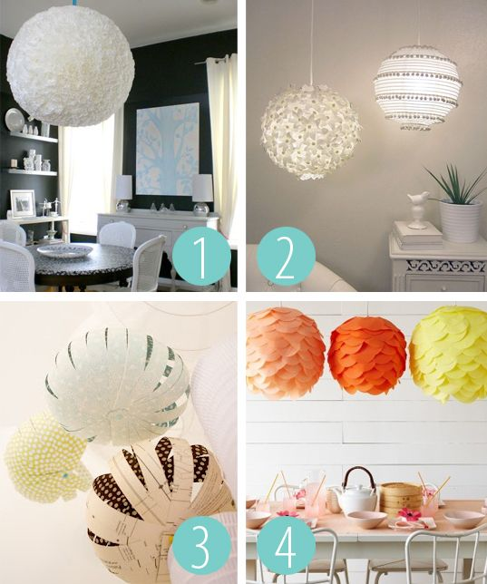 25 Diy Able Paper Light Shades Paper Lampshade Paper Light