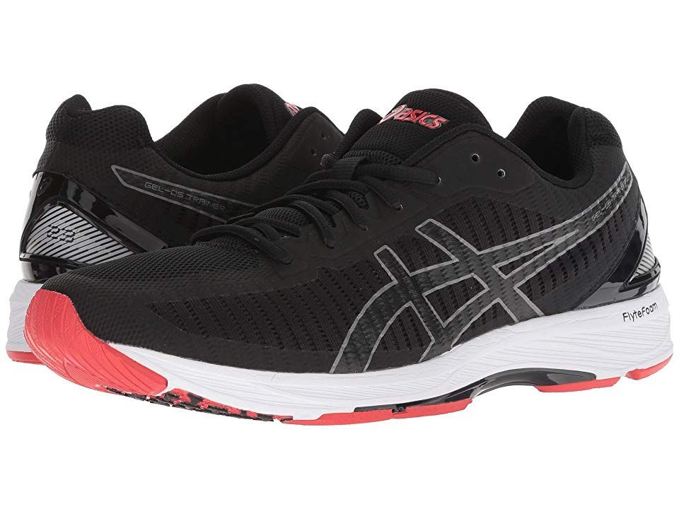 San Francisco 8cd99 b4d5d ASICS GEL-DS Trainer(r) 23 (Black/Carbon) Men's Running ...