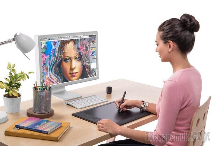 10 лучших программ для рисования на компьютере Платные и ...