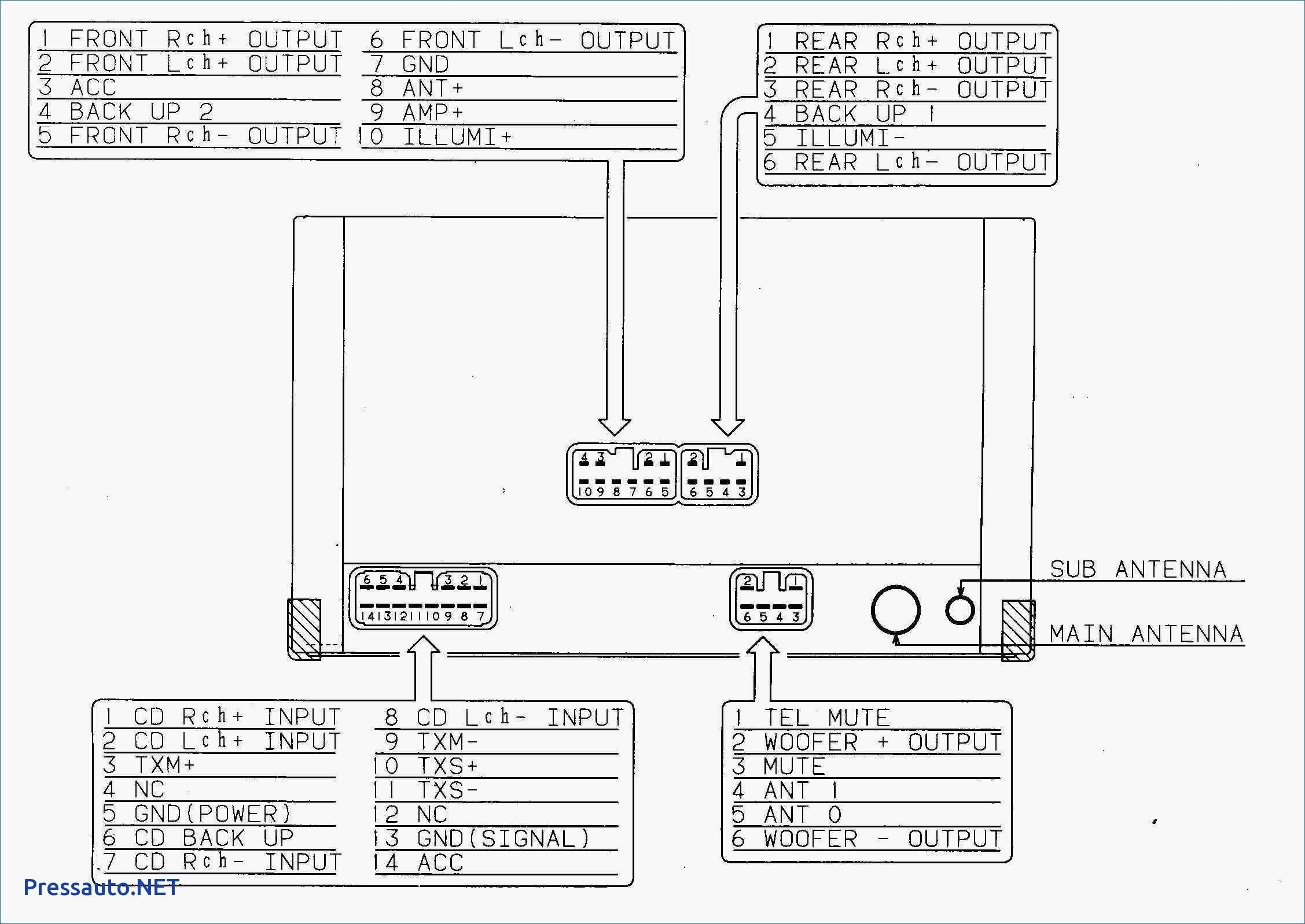 12 Good Bazooka Bass Tube Wiring Diagram For You | Car amplifier, Electrical  diagram, Car stereoPinterest