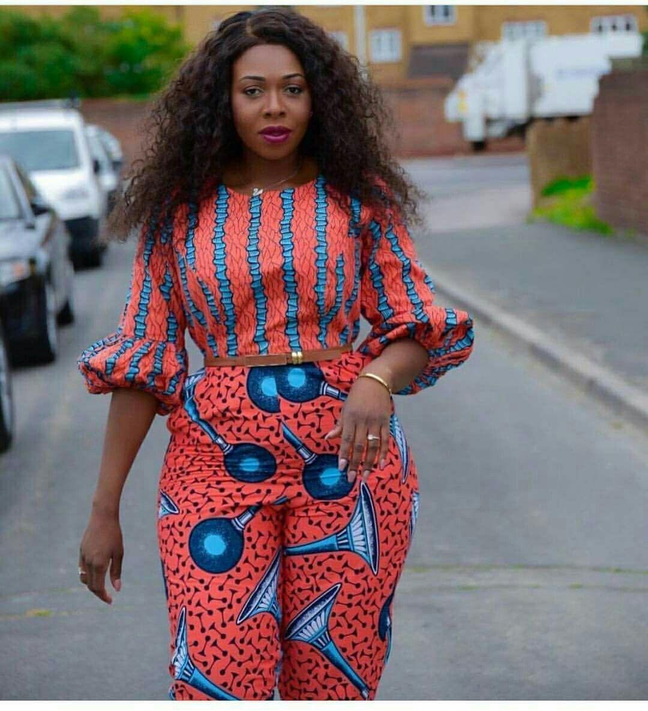 Modele Des Robes En Pagne Africaine