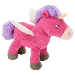 Unicorn Dog Toy - Pink/Blue : Target