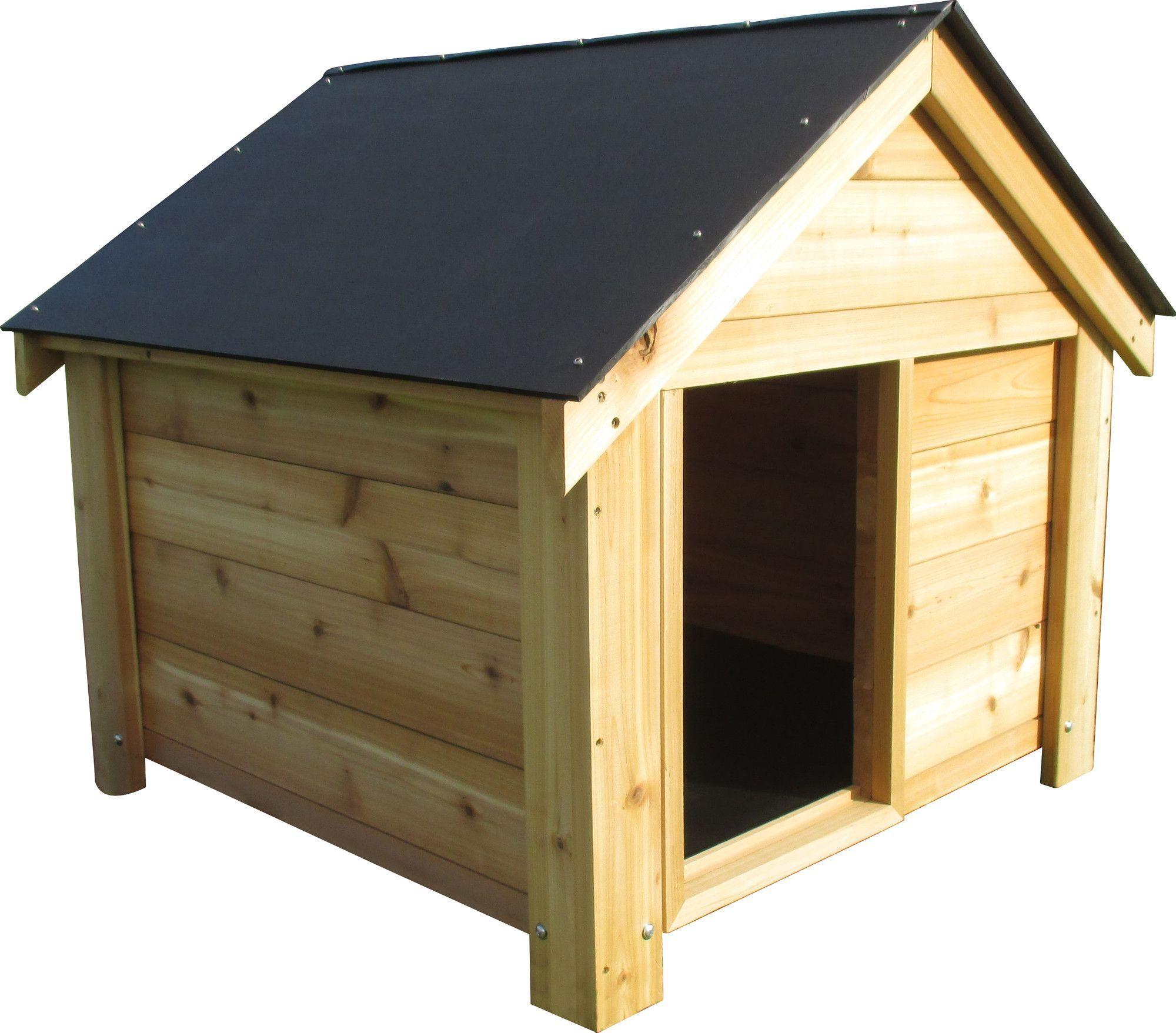 Infinitecedar The Ultimate Dog House Insulated Dog House Dog Houses Dog House Diy