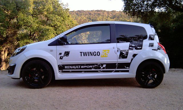 Twingo, RS,133, Custom, Modified  | Modified Twingo
