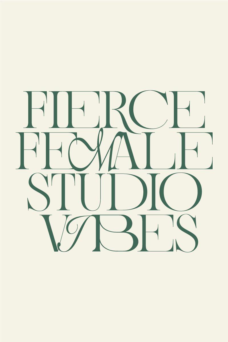 Lara Scarr Design is a Branding Studio specializing in logo and identity design