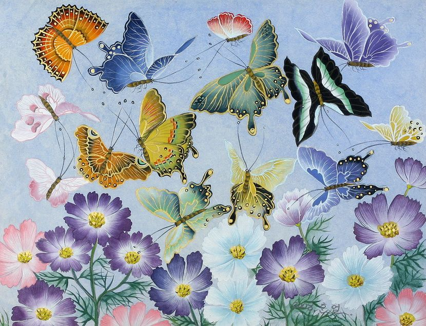 Переглянути картинки з метеликами