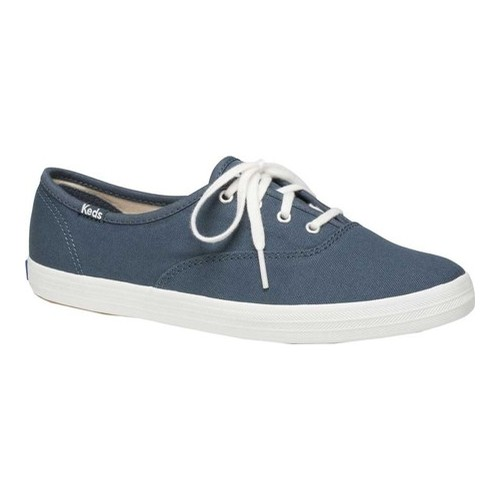 a4abe841451ef Women s Keds Champion Oxford Canvas Sneaker - Solid Dark Teal Cotton Canvas  Sneakers