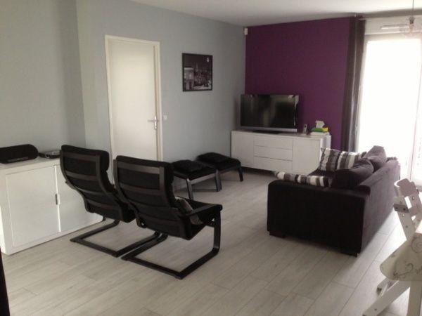 idee deco salon gris prune Deco Maison Moderne | Tendance prune et ...