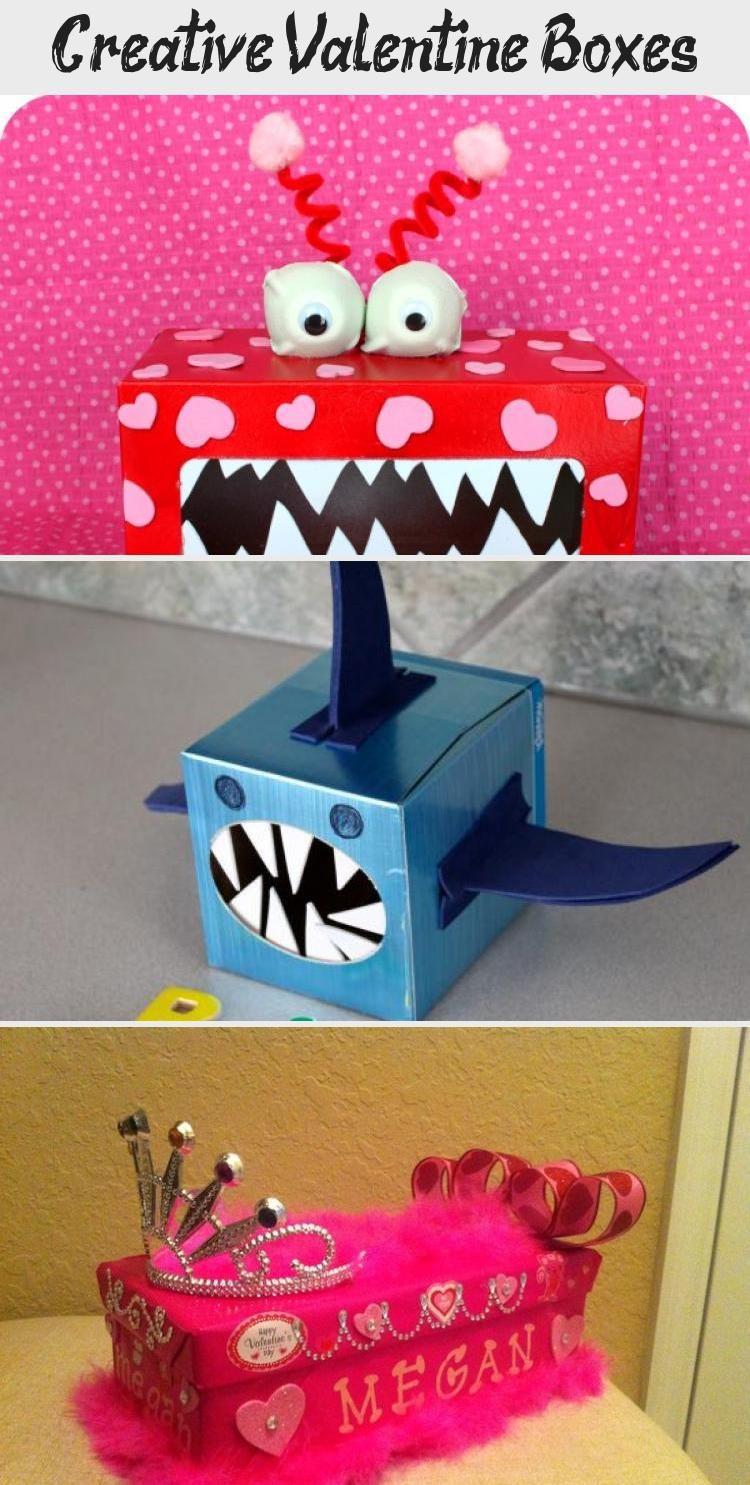 Creative valentine boxes homemade valentine boxes