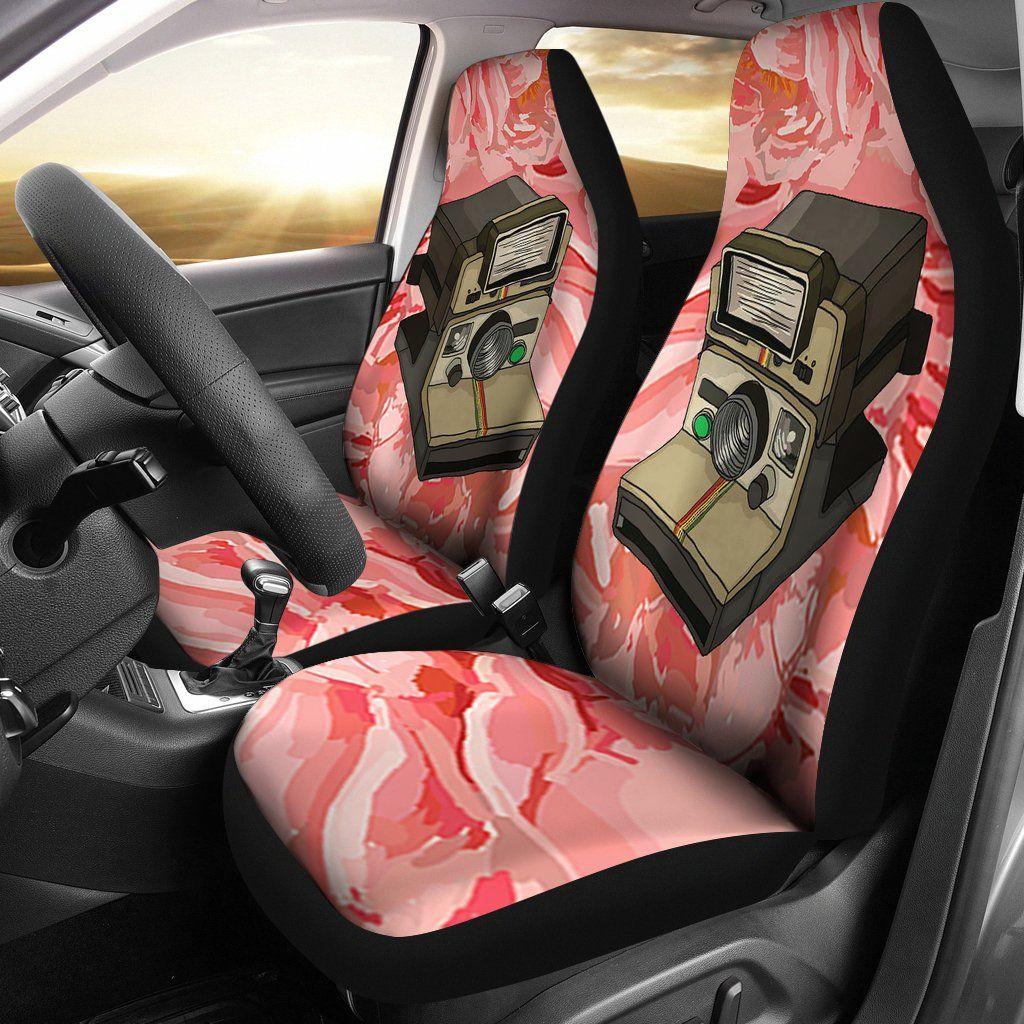 Polaroid Rose Car Seat Covers Carseat cover, Custom car