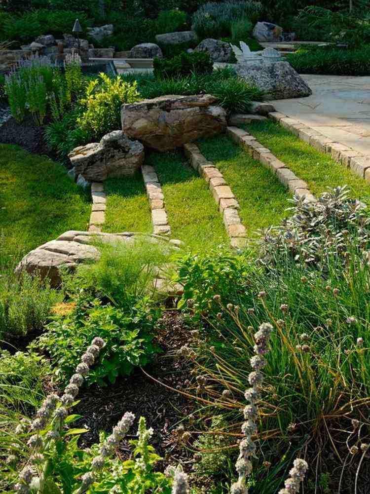 Plantes Et Amenagement Jardin Mediterraneen 79 Idees
