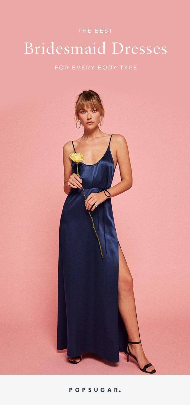 These Are the Best Bridesmaid Dresses For Every Body Type, According ...