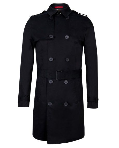 Michaels Occasion over coat or trench coat as he puts it