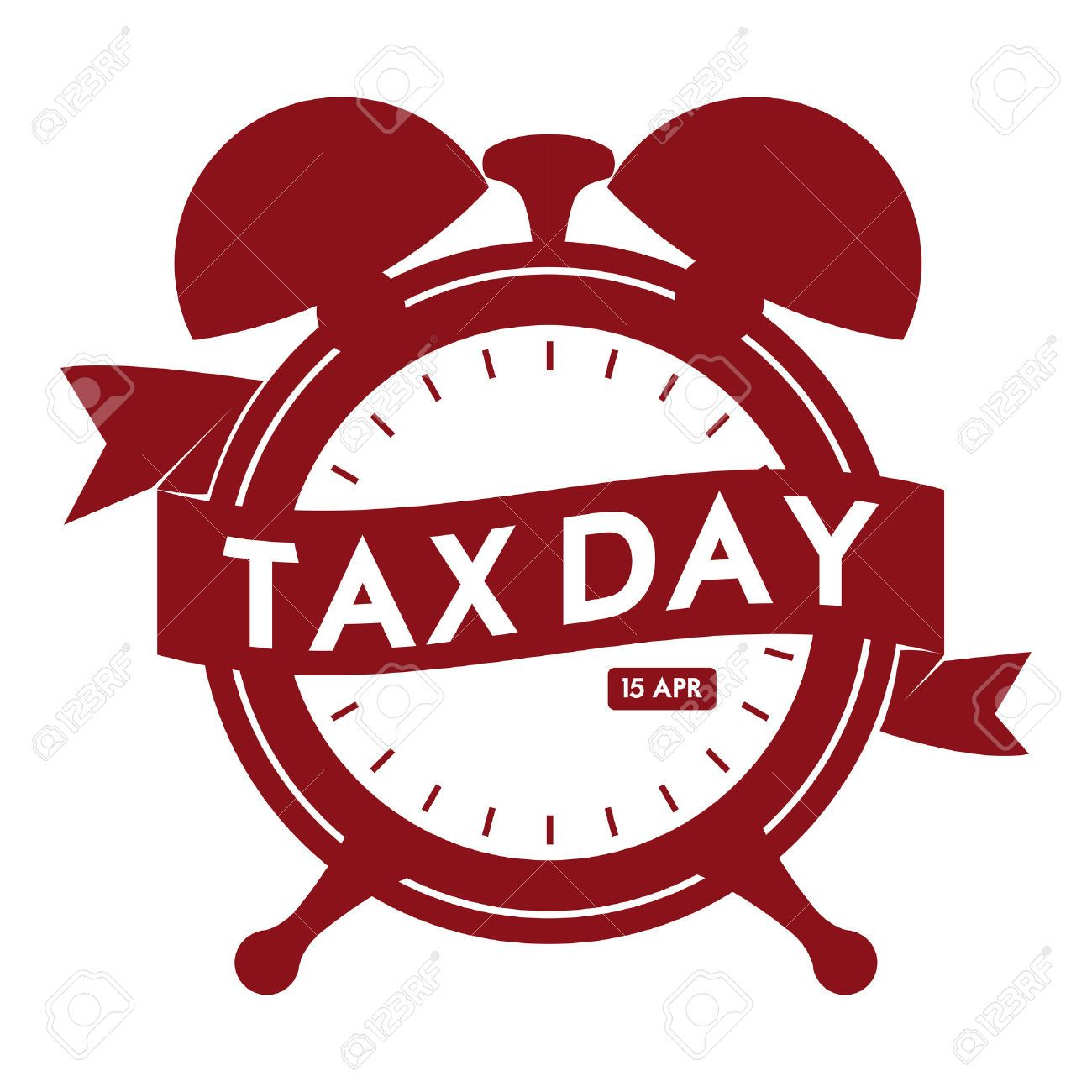 45+ Tax Day Clipart 2019