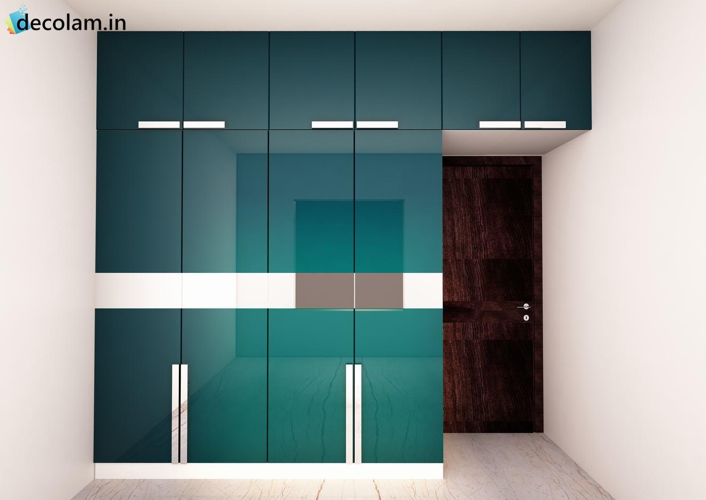 Choose your best #wardrobe #acrylic_laminates ...
