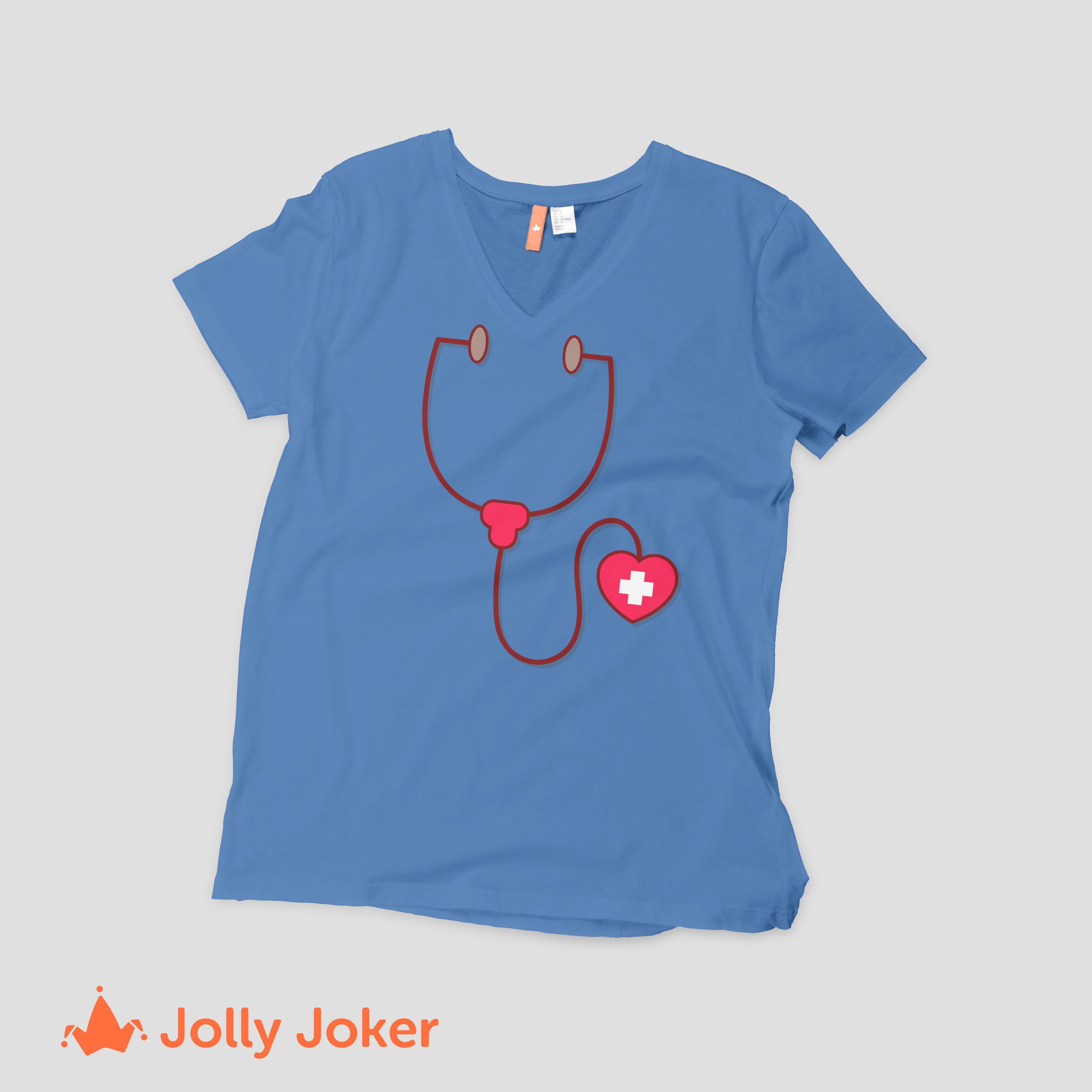 942377f3a7be Estas buscando camisetas para el hospital, sala de emergencia ...