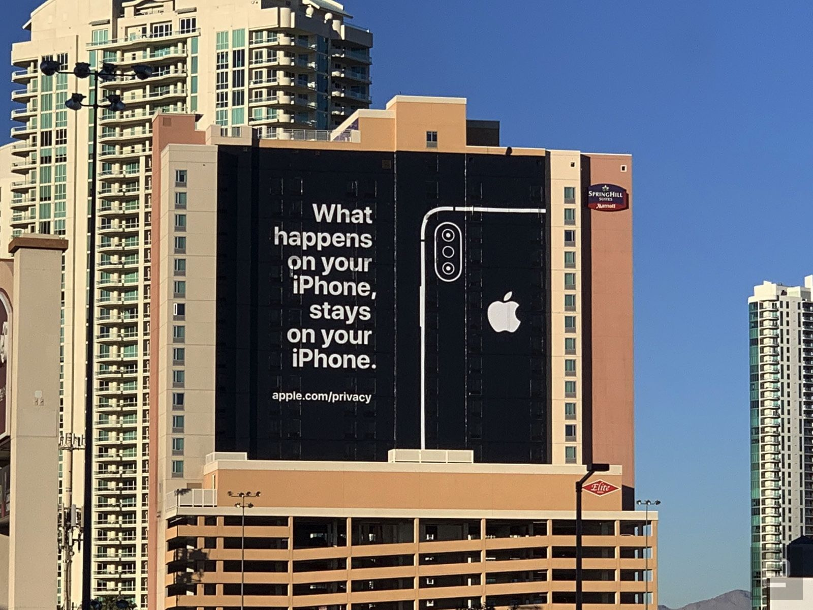 Apple trolls ces 2019 with privacy ad aimed at android and