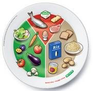 The Swiss food plate. Reproduced with permission.