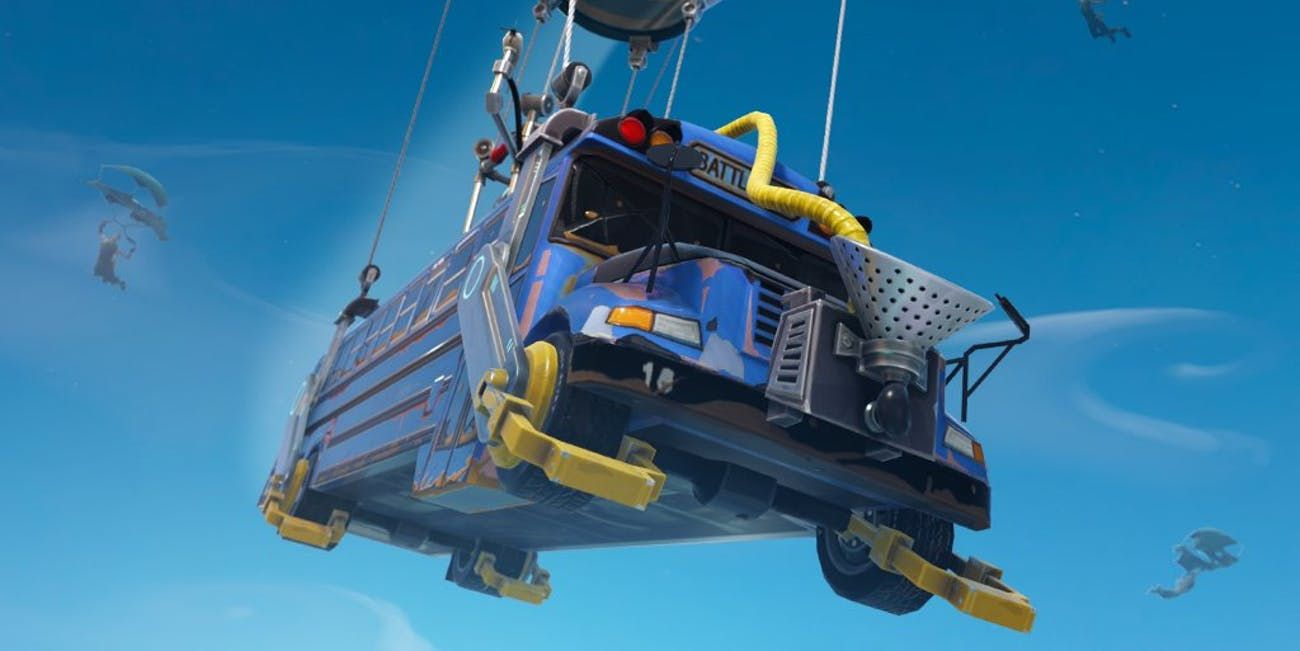 How Is The Battle Bus Even Possible In Fortnite Battle Royale