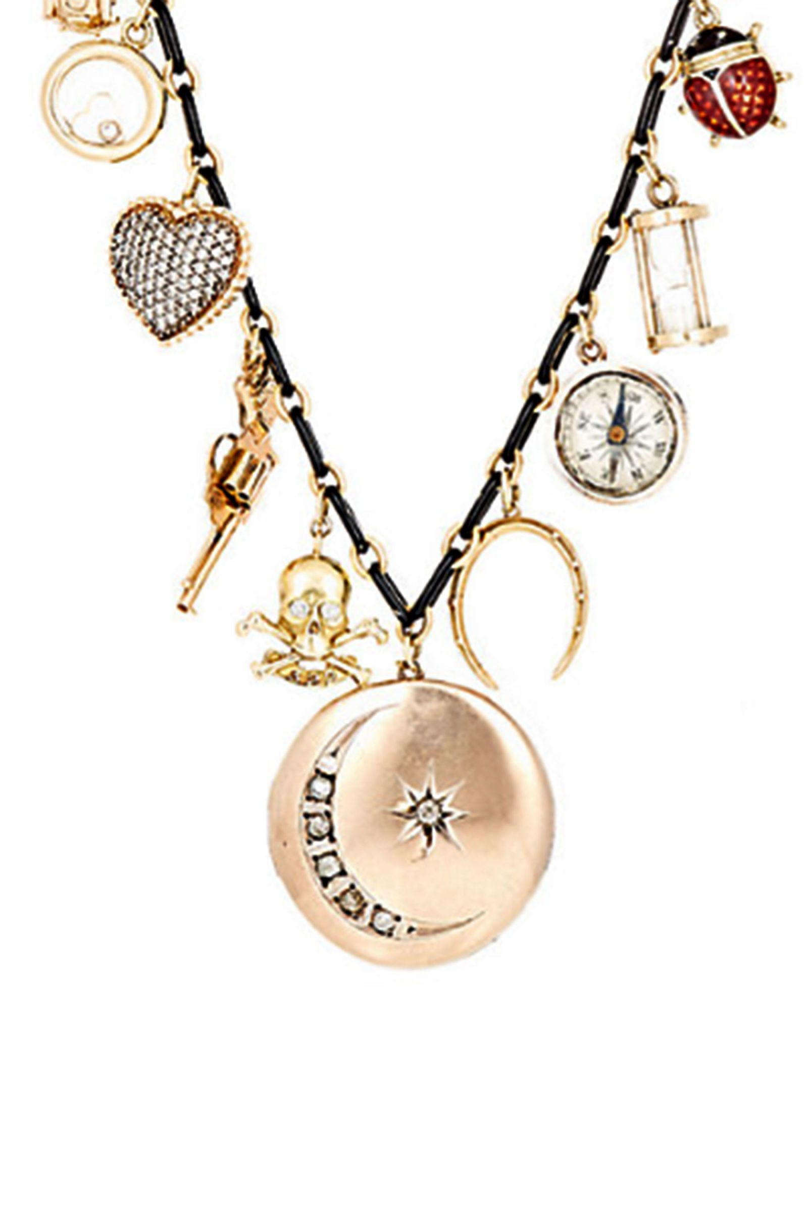 10 Fancy Lockets To Hold The Photos You Heart Letter Charm Necklace Charm Necklace Locket Charm Necklace
