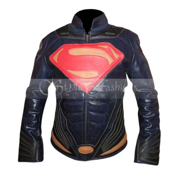 Man Steel Costume Replica
