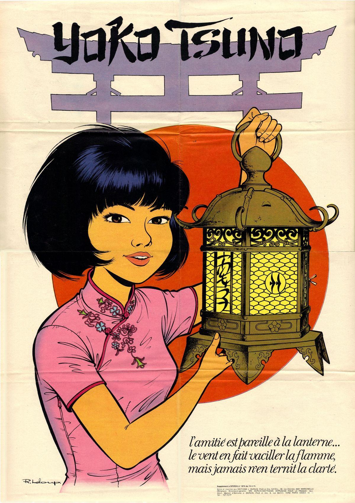Yoko tsuno b d coin bd personnages bd dessin - Comics dessin ...