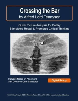 Crossing The Bar By Alfred Lord Tennyson Quick Picture Analysis Metacognition Critical Thinking Alfred Lord Tennyson