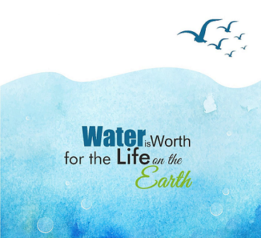 Happy { World Water Day 2020 Theme* } WWD Theme 2020