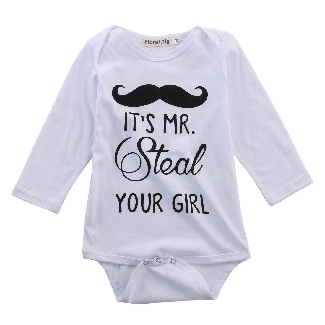 f2738755faee It s Mr. Steal Your Girl Baby Boy Bodysuit