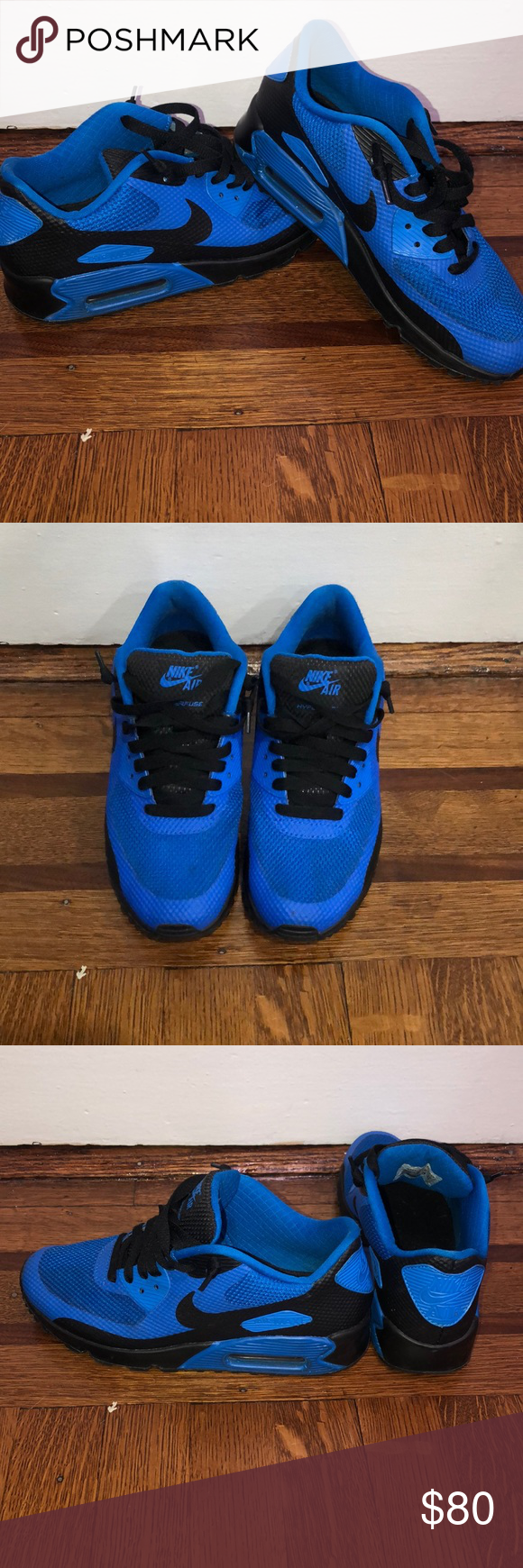 Nike air max Custom made only worn 56 times Nike Shoes