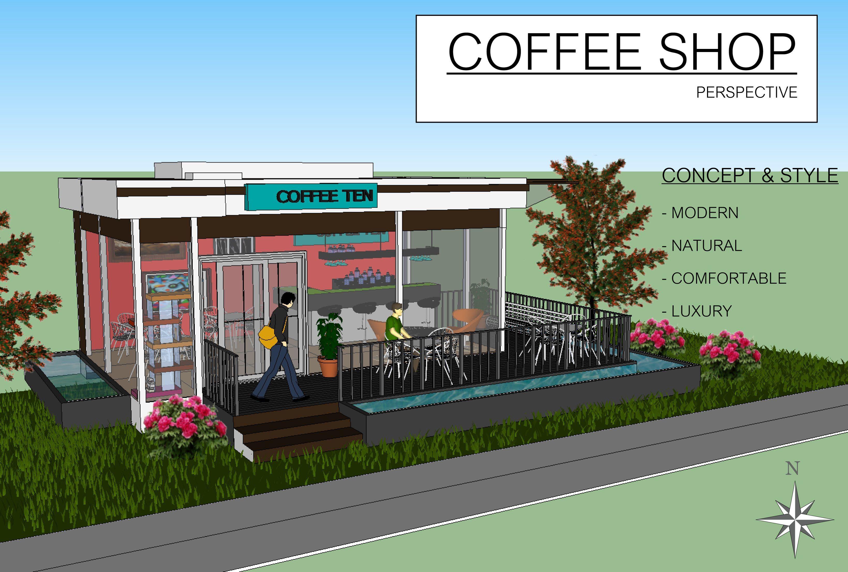 Small Coffee Shop design | Coffee Shop Design | Pinterest | Coffee ...