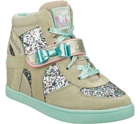skechers hidden wedge kids