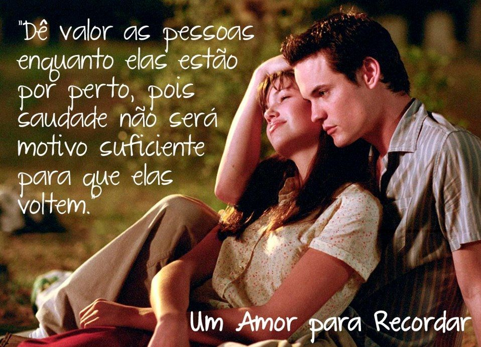 Imagens De Um Amor Pra Recordar Filmes Walk To Remember Movies