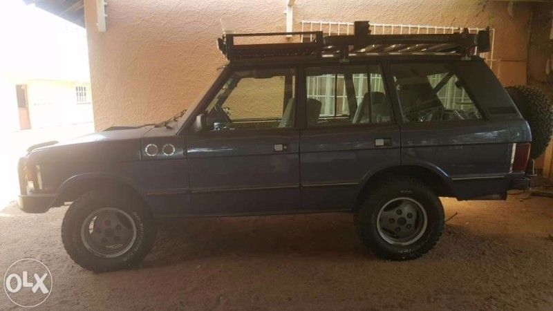 1986 land rover range rover suv alberton gumtree south