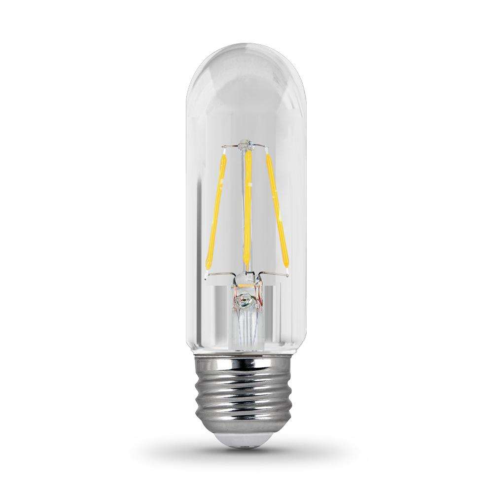 Feit Electric 40w Equivalent Soft White 2700k T10 Dimmable