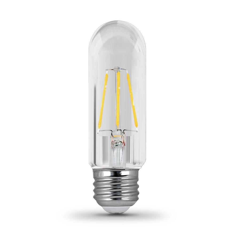 Feit Electric 40 Watt Equivalent T10 Dimmable Filament Cec Title