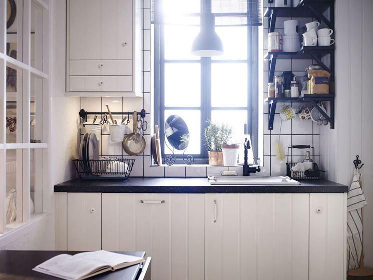 Cucine piccole, come arredare con funzionalità | Cucine ...