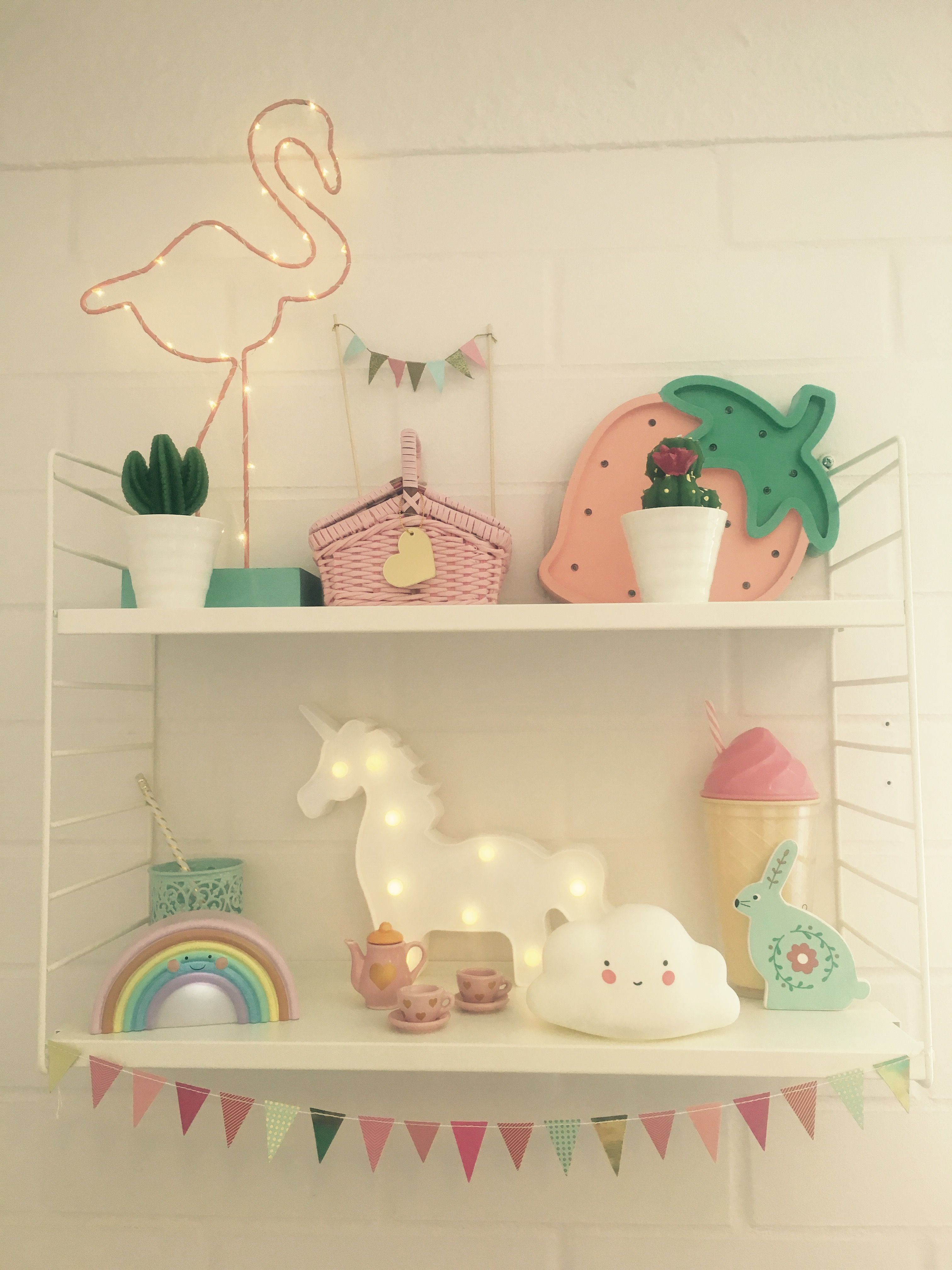 Unicorn Decor Items To Bring Rainbow Magic To Kids' Room images