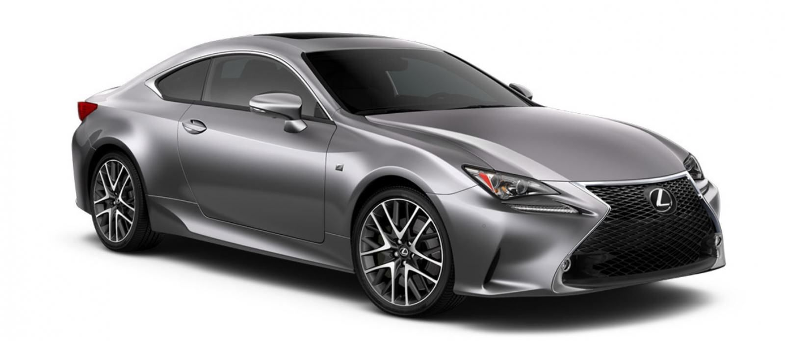 Updated with Interiors 2015 Lexus RC350 Colors