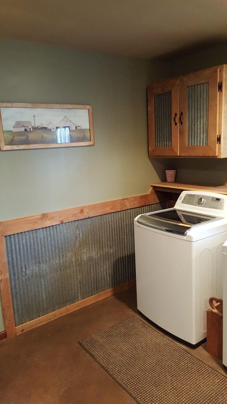 Pin By Madeline Norcross On Home In 2020 Rustic Laundry Rooms